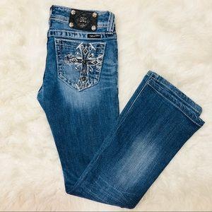 Miss me blue jeans